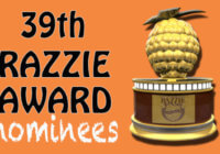 39th Golden Raspberry Nominations
