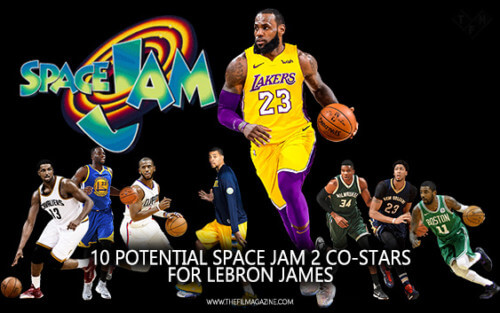 d0f38d1c53d 10 Potential Space Jam 2 Co-Stars for LeBron James