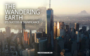 Wandering Earth Significance China