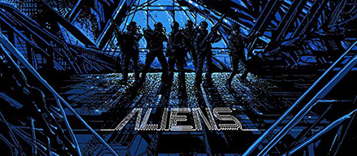 James Cameron Aliens Movie