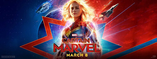 Captain Marvel 2019 Review