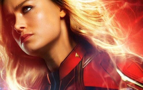 Captain Marvel Movie Review 2019 The Film Magazine