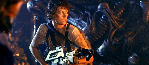 Sigourney Weaver Ripley Aliens