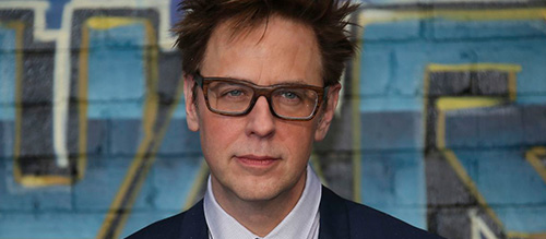 James Gunn Guardians Galaxy