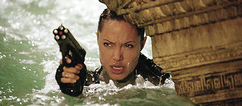 Angelina Jolie Tomb Raider
