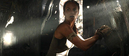 Vikander Tomb Raider Movie