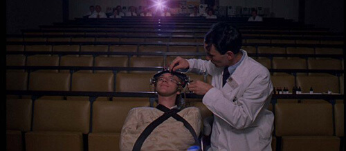 Kubrick's Clockwork Orange