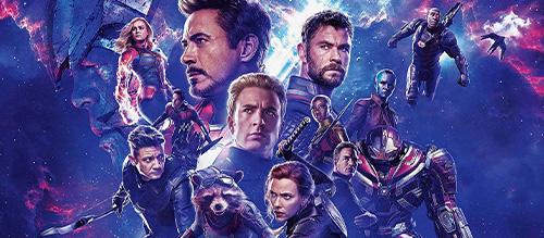 Avengers 4 Endgame Film