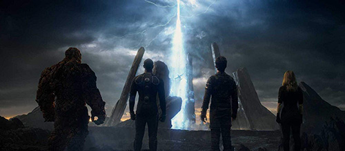 2015 Fantastic Four Film