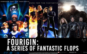 Fantastic Four Origin Analysis