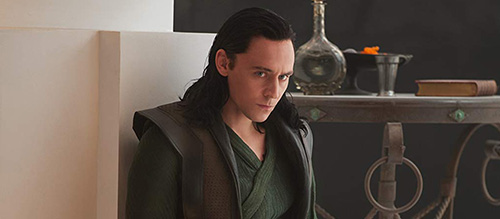 Tom Hiddleston Thor 2