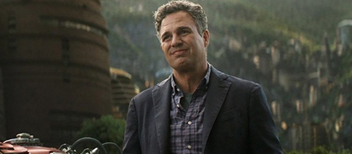 Mark Ruffalo MCU Appearance