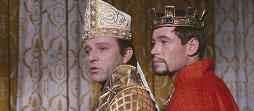 Richard Burton Peter O'Toole