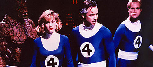 1994 Fantastic 4 Movie