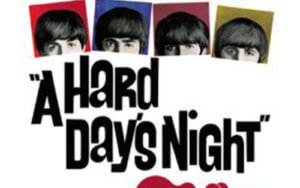 A Hard Day's Night Beatles Movie Review