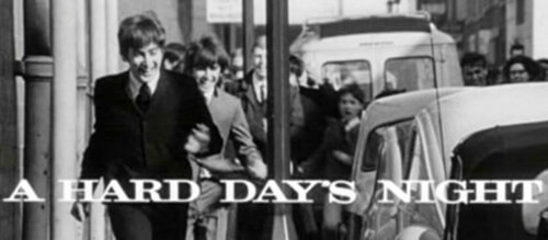 Hard Day's Night Beatles