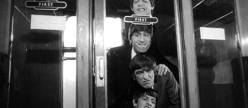 A Hard Day's Night Beatles Movie