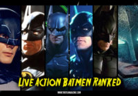 Live-Action Batmen Ranked