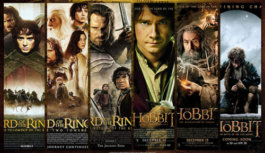 The Lord of the Rings and The Hobbit Movies Ranked