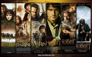 Hobbit Lord of the Rings Ranked