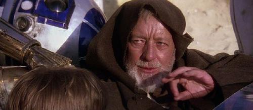 Profound Star Wars Moments