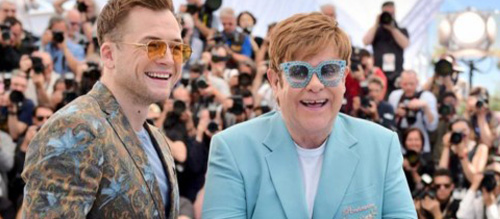 Rocketman at Cannes 2019