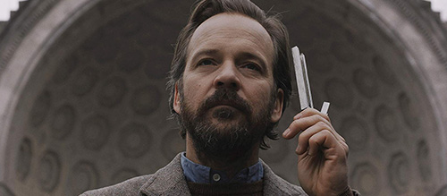 Peter Sarsgaard Sound of Silence Review