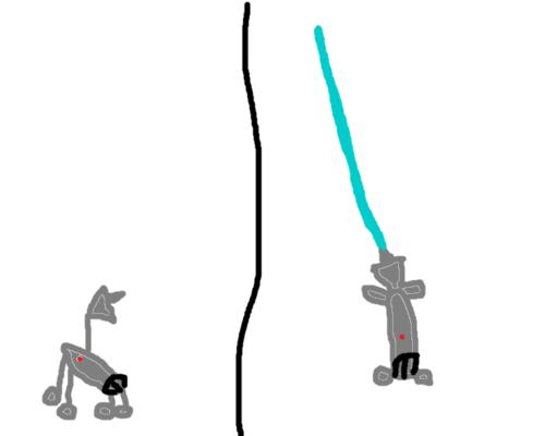 Star Wars Lightsaber Design 5