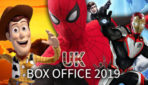 Top 10 UK Box Office Movies of 2019 (So Far)