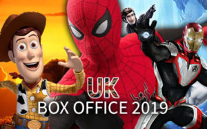 UK Box Office Results 2019