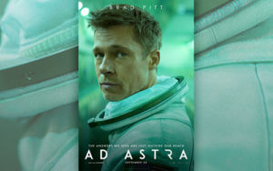 Ad Astra Film Poster