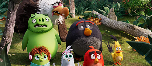 Sony Pictures Angry Birds 2