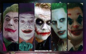 Jokers Ranked Batman Movies