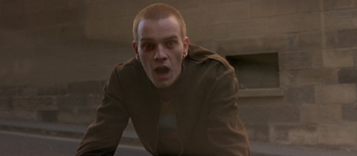 Trainspotting Movie Renton Screengrab