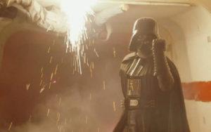 Darth Vader Hallway Scene Analysis
