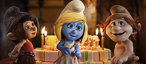 Smurfs 2 Film Sequel