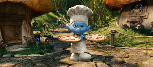 Smurfs Movie 2011
