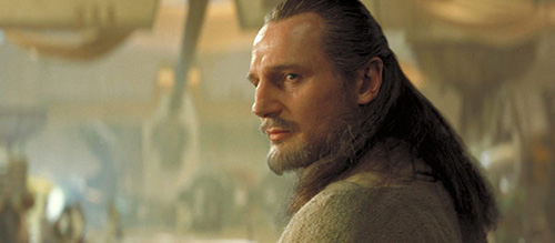 The Phantom Menace Still