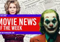 'Joker' Sets Box Office Record, Jane Fonda Makes Awards Show History, Cannes Plan Development, More