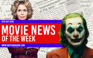 Joker Record Jane Fonda Arrested News