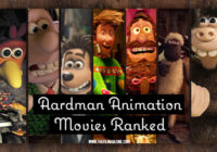 Aardman Animation Movies Ranked