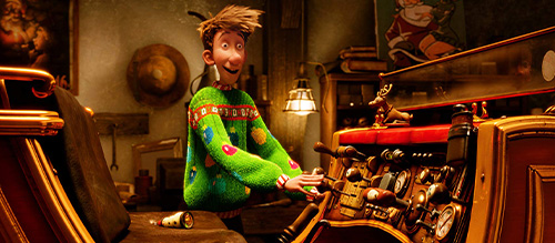 Arthur Christmas 2011 Film