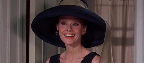 Audrey Hepburn Iconic Look