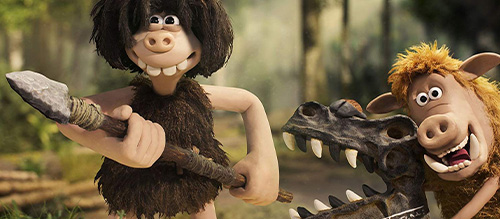 Early Man 2018 Film