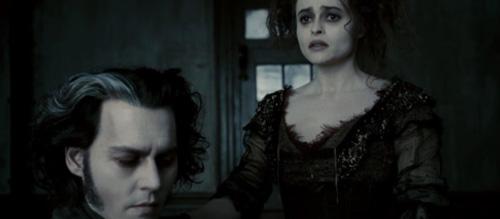 Helena Bonham Carter Sweeney Todd