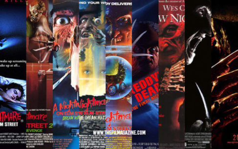 Nightmare on Elm Street Films Ranked