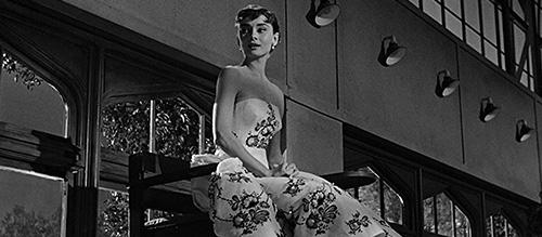 Hepburn Bogart Sabrina Movie