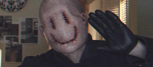 Smiley Horror Film 2012