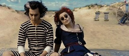 Sweeney Todd at the Beach