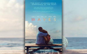 Waves Poster Landscape